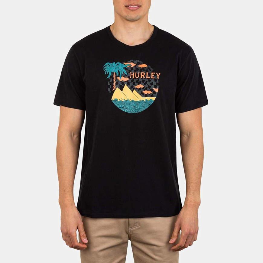 HURLEY T-Shirt Dri-FIT Tripper Palm