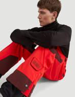O'NEILL Pantaloni da Snowboard con Bretelle Original Rossi