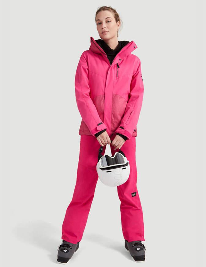 O'NEILL Pantaloni Donna da Snowboard Star Rosa