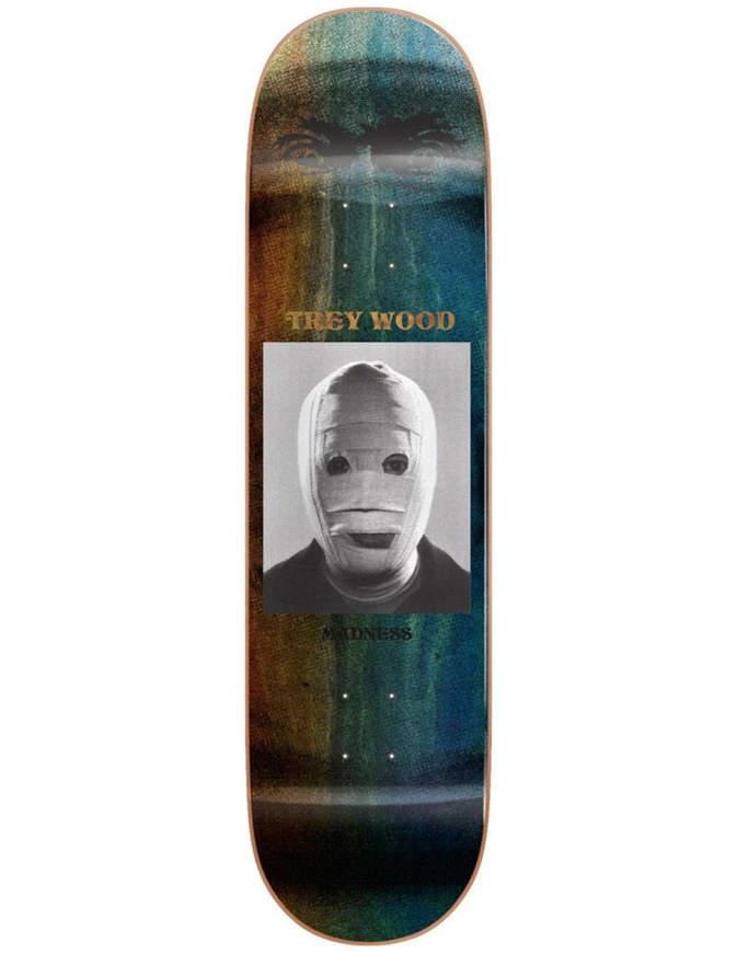"Madness Tavola Skate Trey bandage R7 Wood 8.25"""
