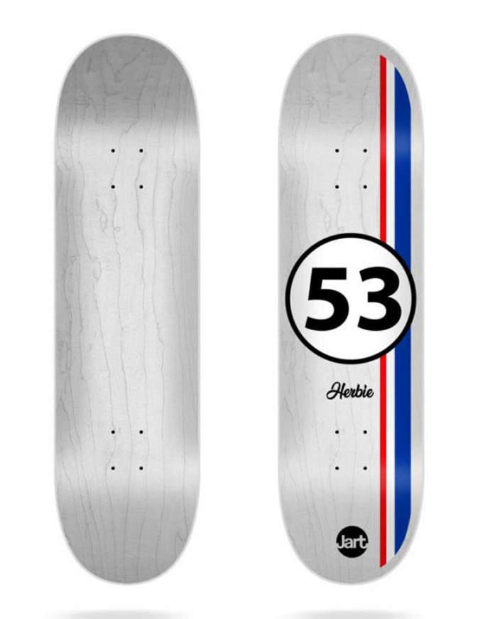 "Tavola Skate Jart Legends  8.25"" x31.7"""