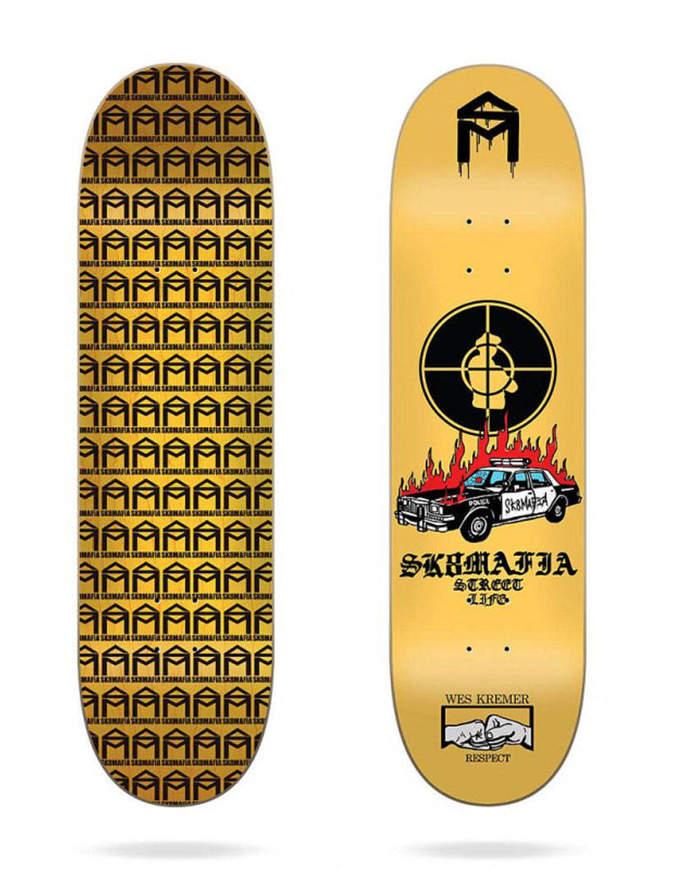 """Tavola Skate SK8MAFIA Wes Kremer Street Life 8.25"""" x32"""