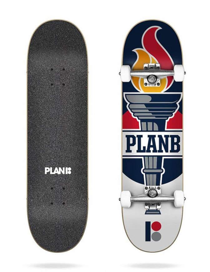 "Skateboard Plan B Team Legend 8.0"" x 31.85"