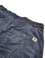 Anerkjendt Pantaloni Akjhon Corduroy Blu