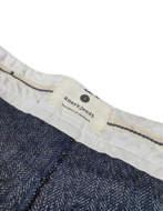 Anerkjendt Pantaloni Akjhon Herring Bone  Blu