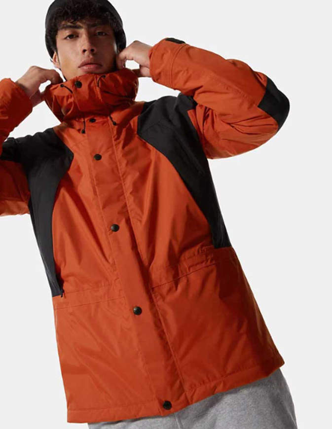 THE NORTH FACE Giacca Termica uomo Mountain Light Dryvent