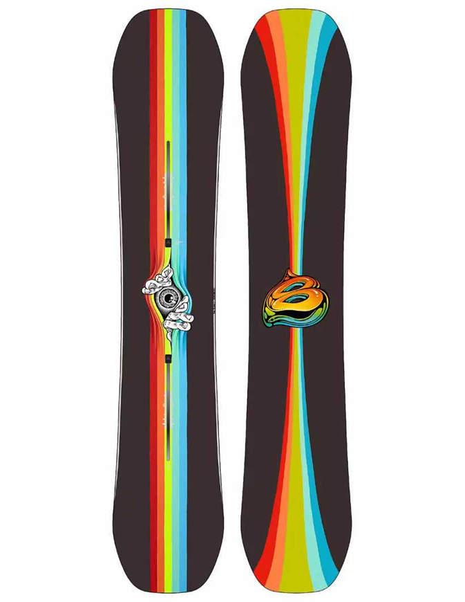 BURTON Free Thinker 157 Tavola Snowboard 2021