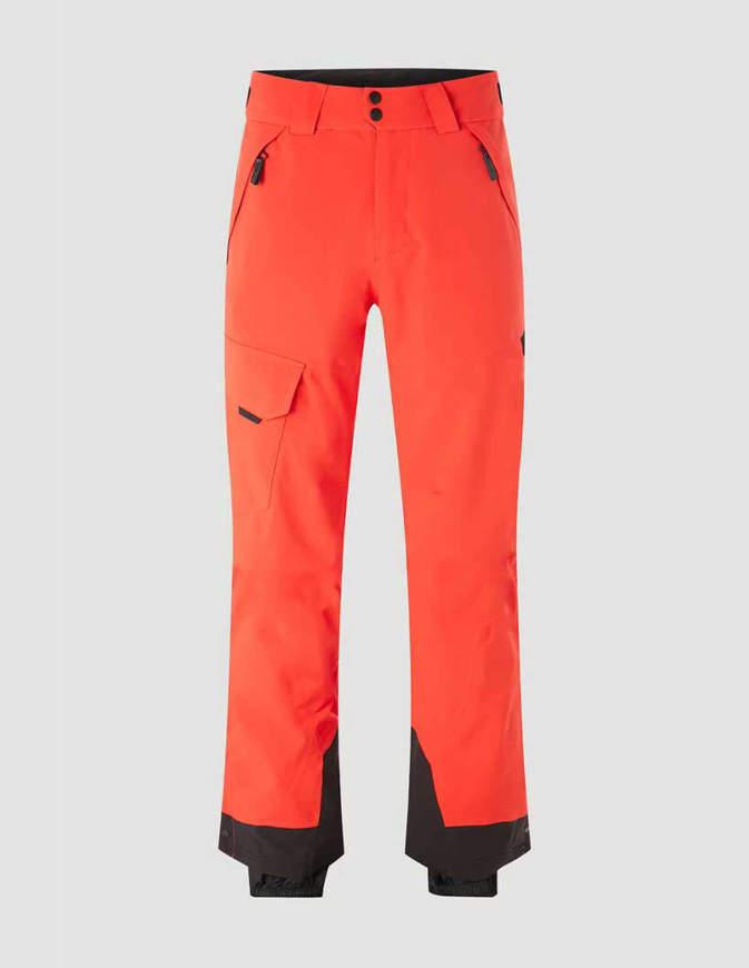 O'NEILL Pantaloni da Snowboard Epic Rossi