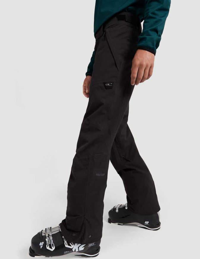 O'NEILL Pantaloni da Snowboard Epic Neri