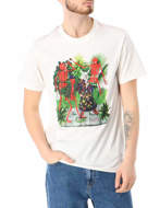 RVCA T-Shirt Bone Boys Bianca