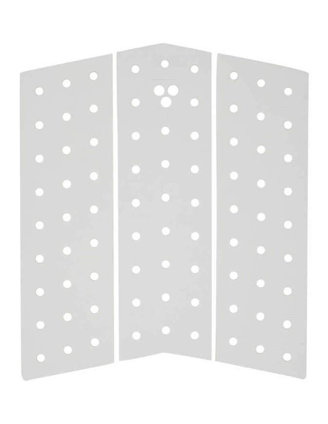 GORILLA GRIP Skinny Mid Deck Three Bianco