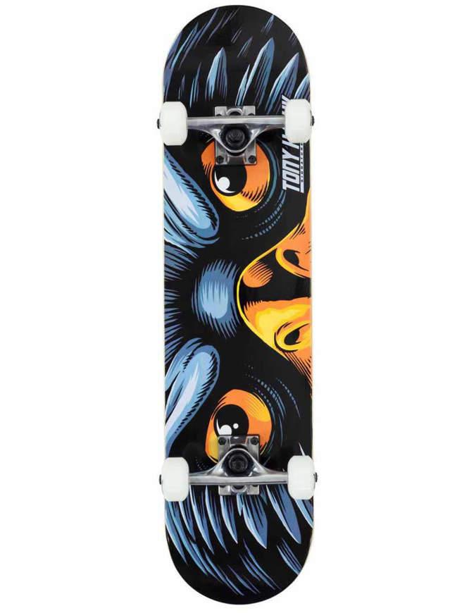 Tony Hawk SS 180 Skateboard 7.5 Eye Of The Hawk