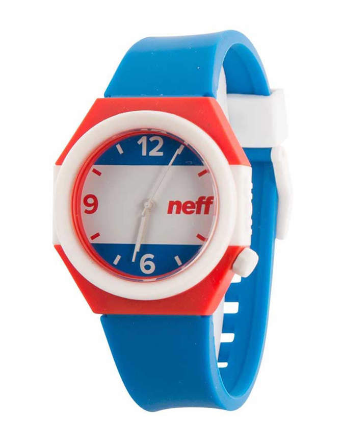 NEFF Orologio Stripe Watch American
