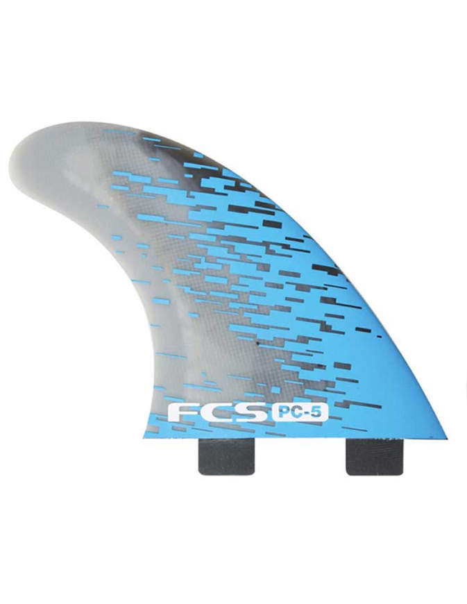 FCS Set pinne Pc-5 Slice Blue Smoke