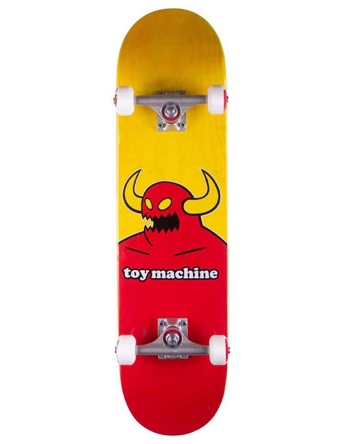 "Skateboard Toy Machine Monster 8.0"" Completo"