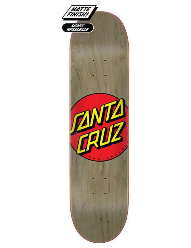 Tavola Skate Santa Cruz Team Classic Dot 8.375''