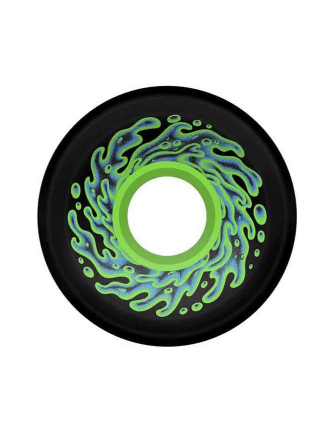 Ruote skateboard Santa Cruz 60 mm OG Slime Black Green 78a