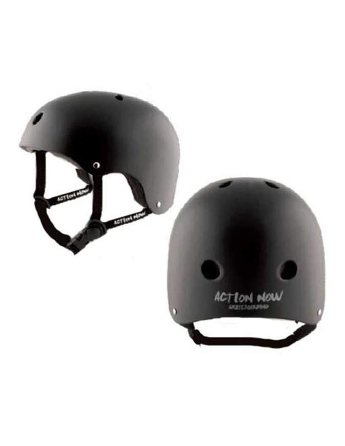 Casco Skate Action Now Nero