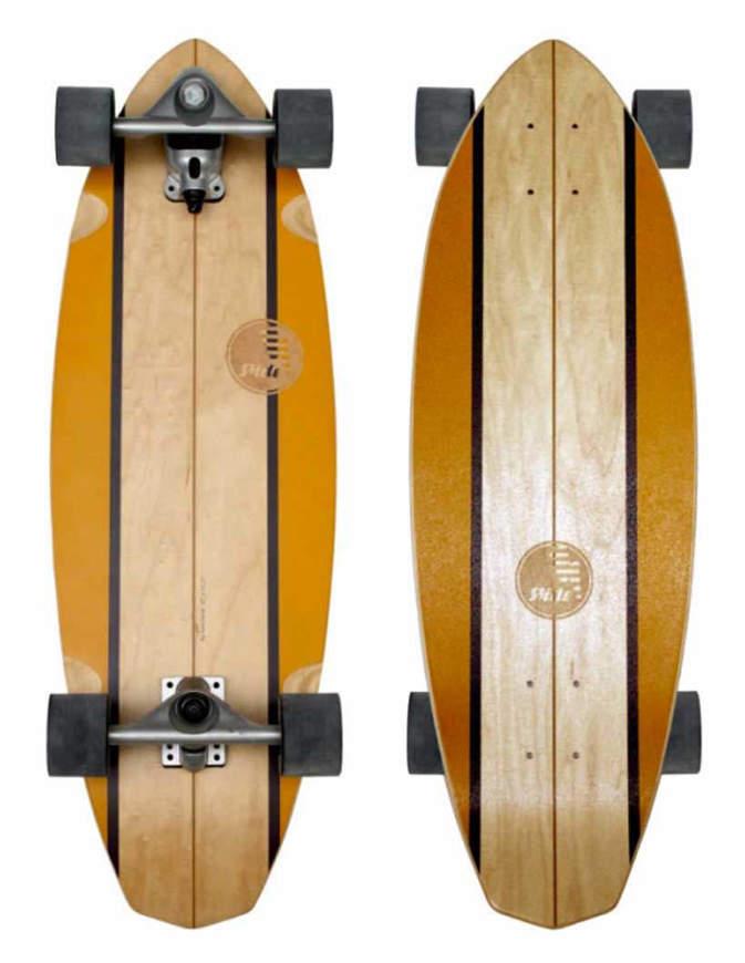 "Surfskate Slide Diamond Waimea 32"""