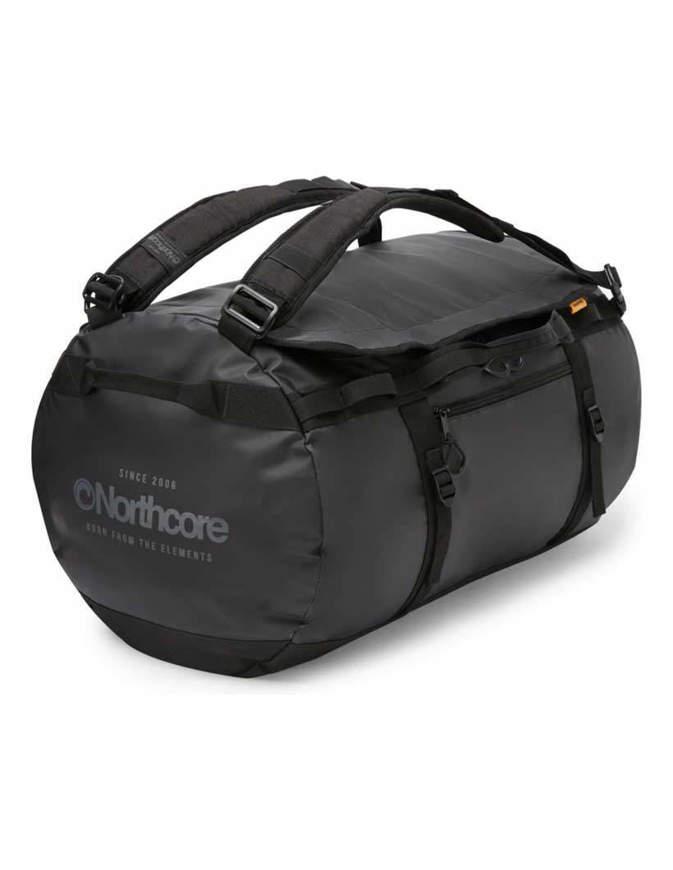 Northcore Zaino Duffel Bag 40 Lt Nero/Grigio