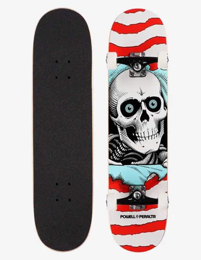 """Skateboard Completo Powell Peralta Birch 8.0""""  Ripper Completo"""