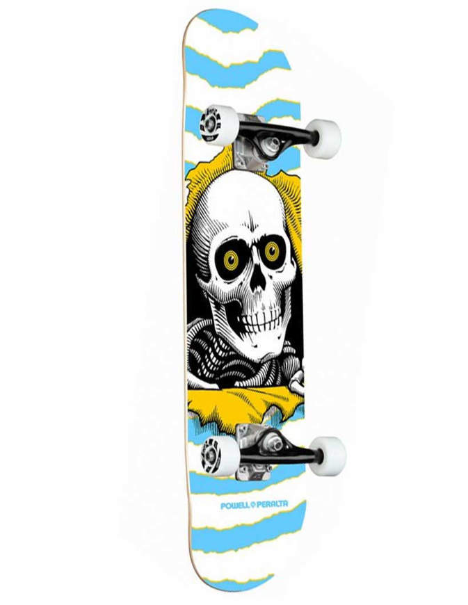 "Skateboard Completo Powell Peralta 7.5"" Ripper One Off"