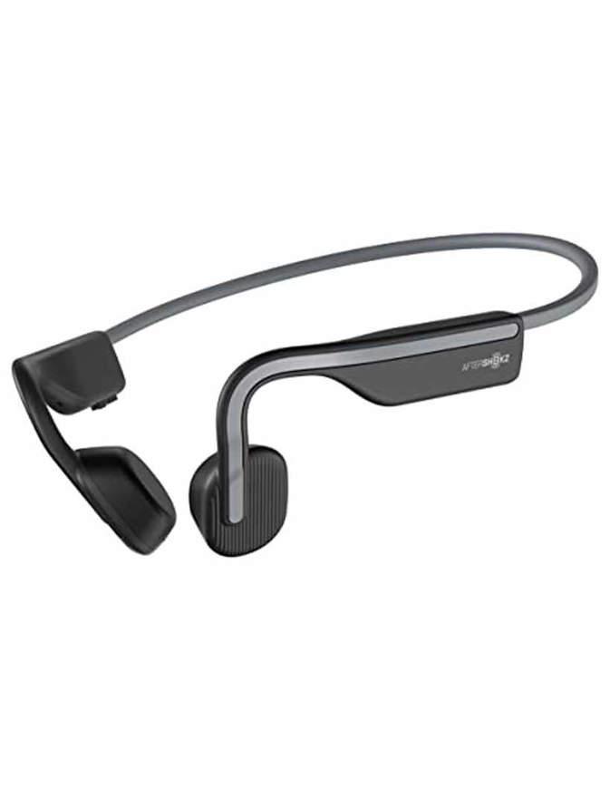 Cuffie Wireless Bluetooth Aftershokz Grigio