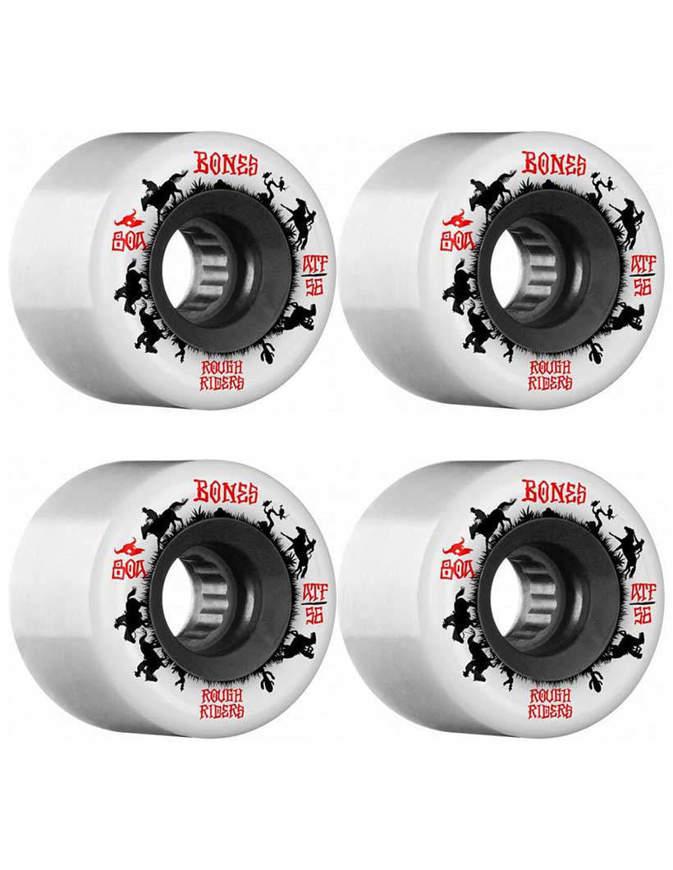 Ruote skateboard Bones ATF Rough Riders Wrangler 59mm 80a