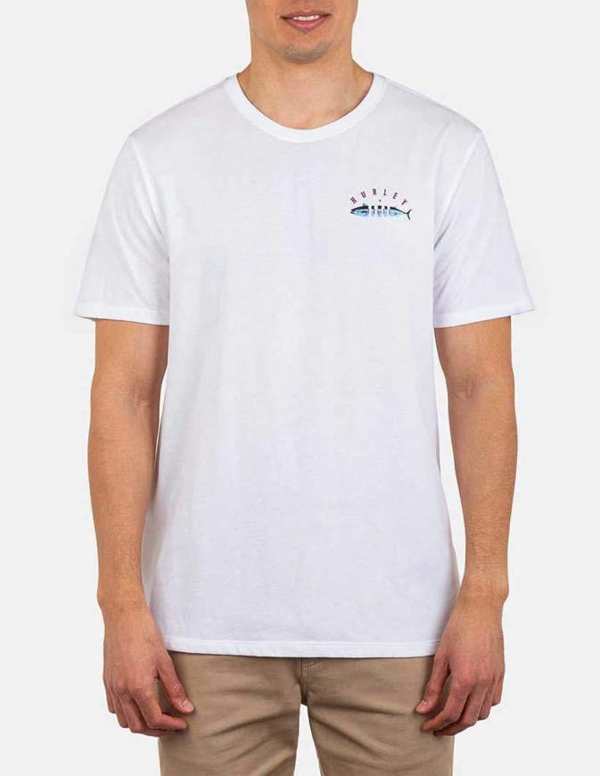 Hurley T-Shirt Dri-Fit Chop Shop S/S