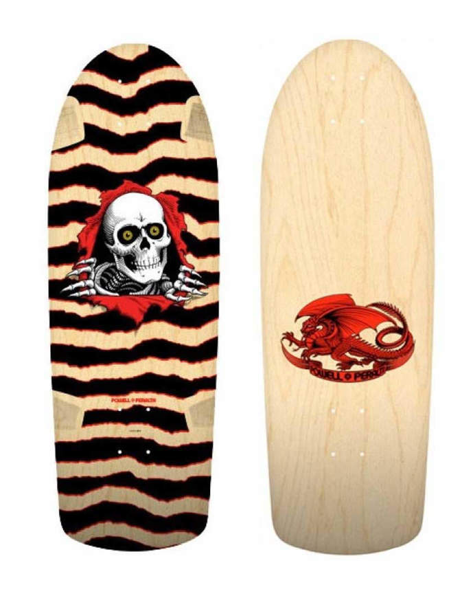 Tavola Skate Old School Deck POWELL PERALTA Ripper 10 x 30