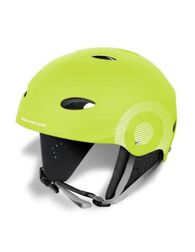 NEIL PRYDE Helmet Freeride Fluoro Green