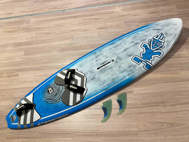 Starboard NuEvo 86 lt Carbon 2015 Usata Ottime Condizioni