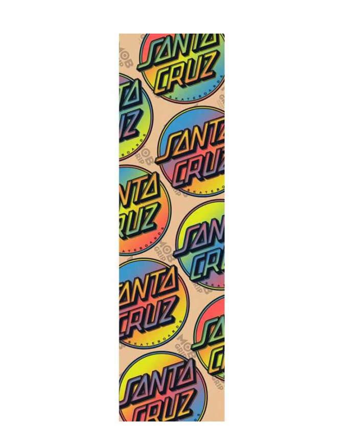 Mob Grip Tape Grafica Santa Cruz Contra Allover 9 x 33