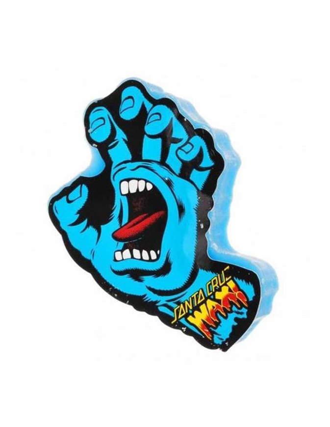 Screaming hand Curb Wax