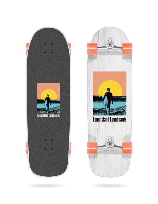"Surfskate Long Island Summer 33"" Completo"