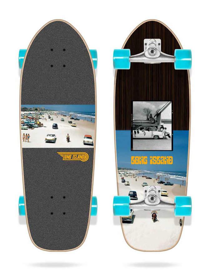 "Surfskate Long Island Florida 29"" Completo"