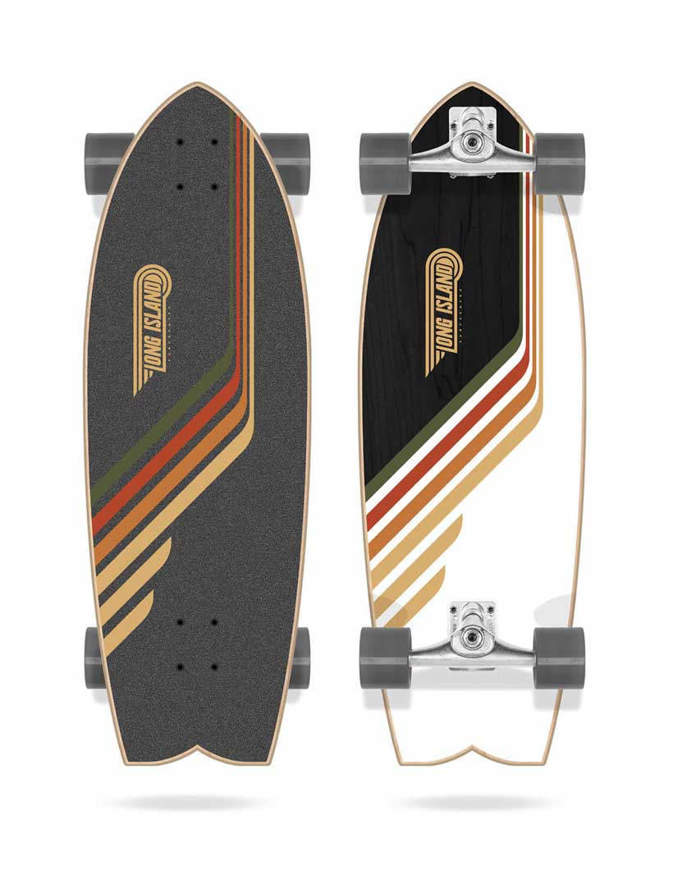 """Surfskate Long Island Manly 30"""" Completo"""