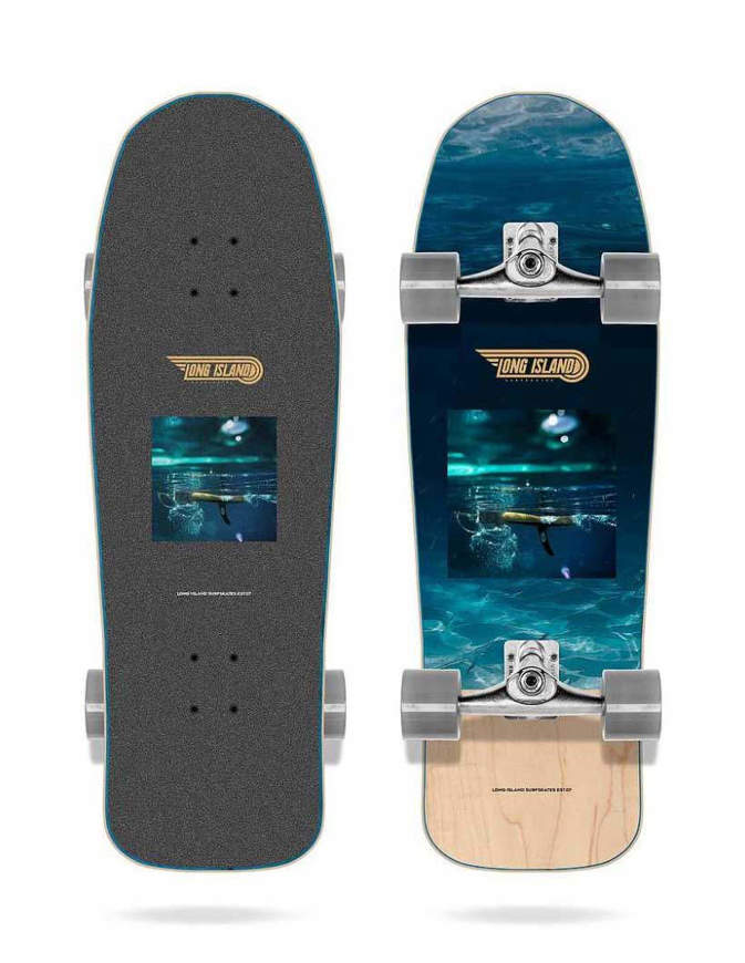 "Surfskate Long Island Trace 31.2"" Completo"