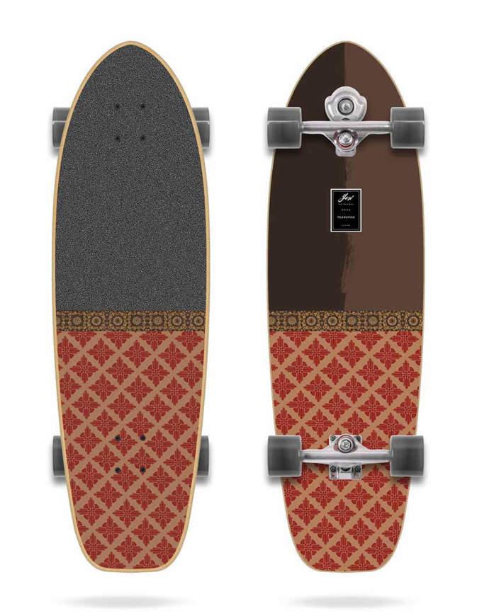 Yow Teahupoo 34″ Power Surfing Series Surfskate