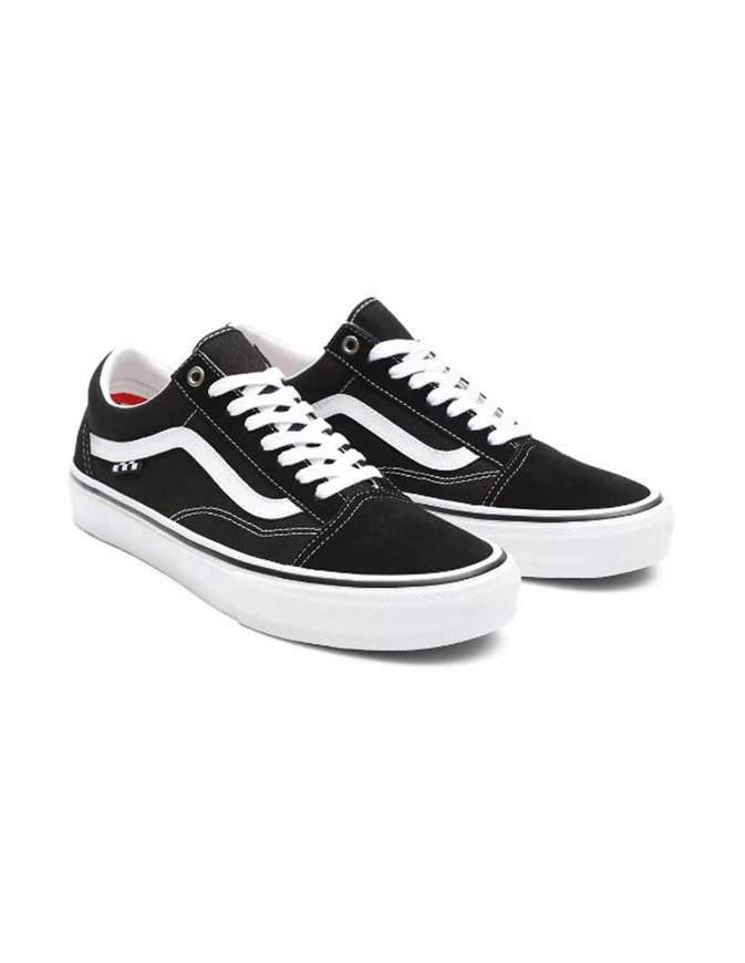 VANS Scarpe Skate Old Skool Black/White