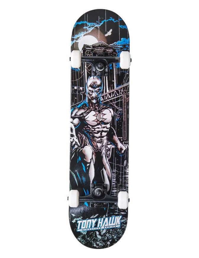 "Tony Hawk SS 540 Skateboard Completo 7.5"" Highway"