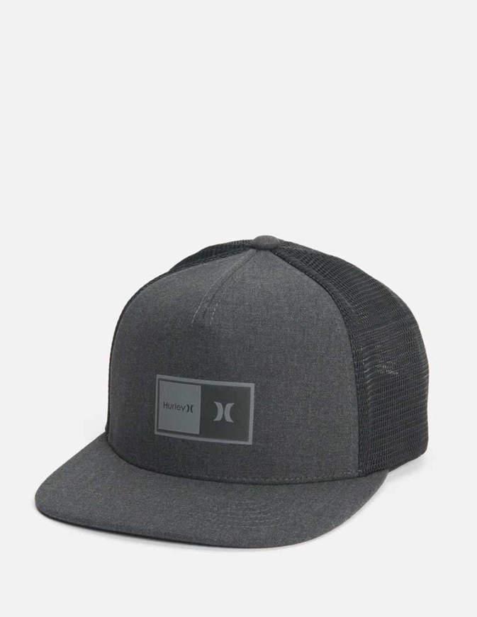 Hurley Cappello Natural 2.0 Trucker Hat Nero