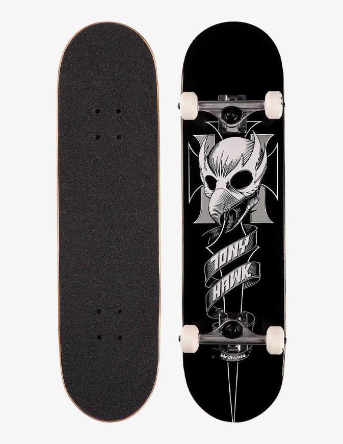 "Skateboard Birdhouse Stage 1 Crest 8"" Completo"