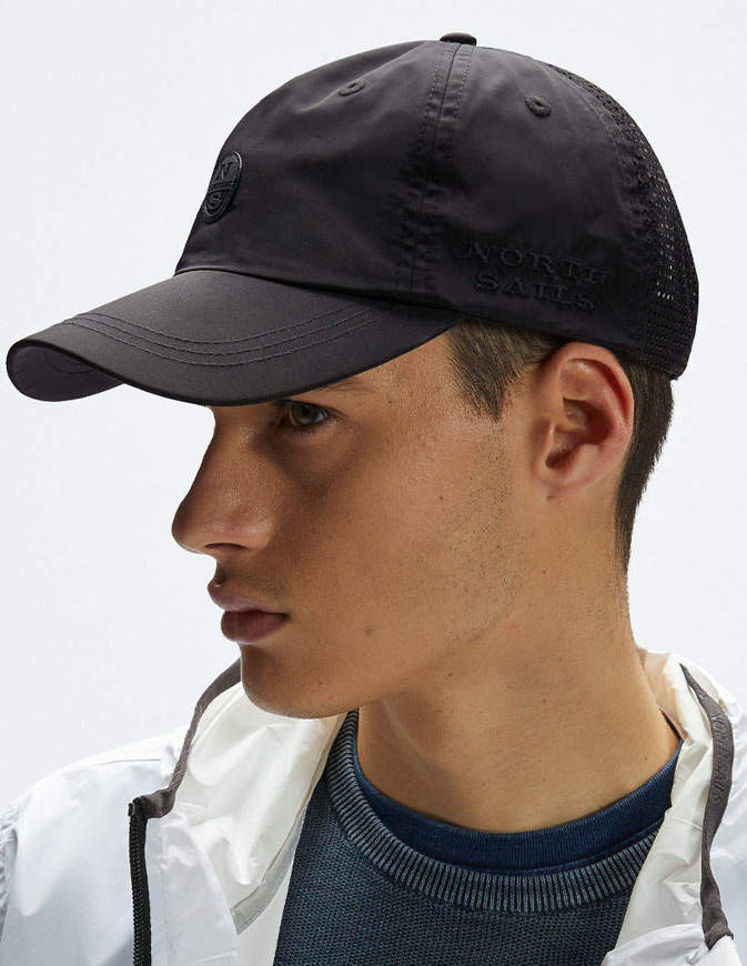 North Sails Cappello baseball con Logo Nero