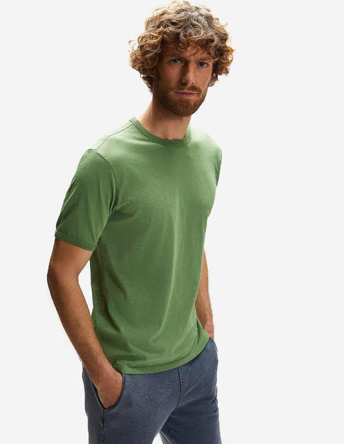 NORTH SAILS T-Shirt Organic Cotton Verde