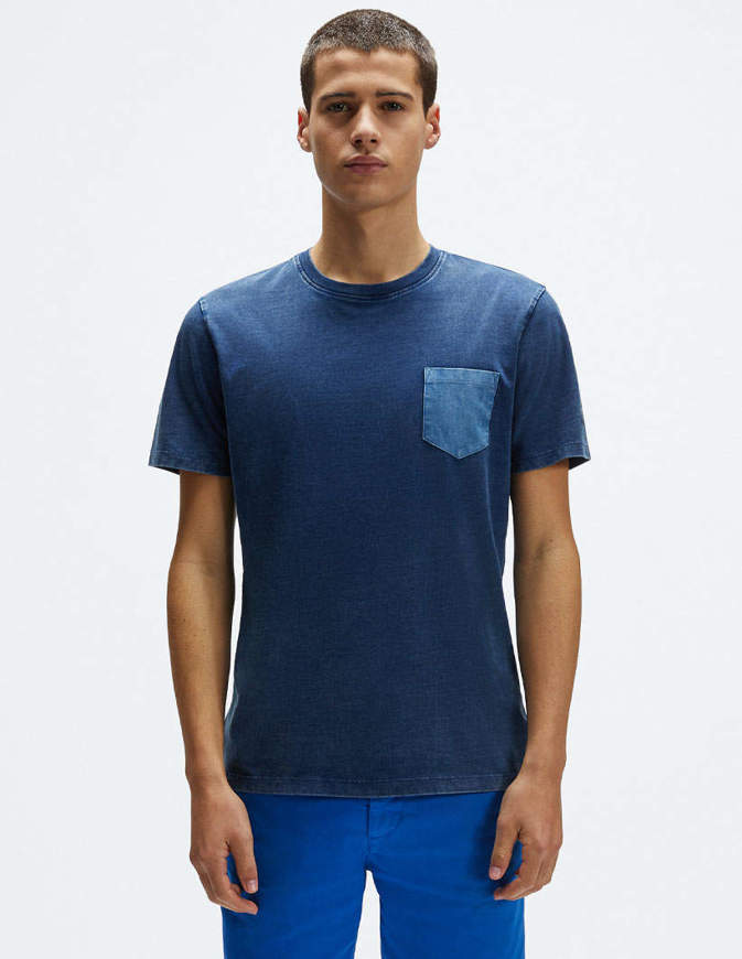 NORTH SAILS T-Shirt Cotton Jersey Blu