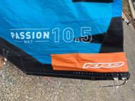 RRD Passion Mk9 10,5 mt 2018 Usato Ottime Condizioni