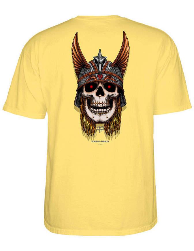 Powell Peralta T-shirt Andy Anderson Skull  Banana