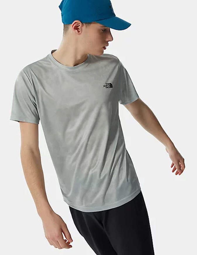 The North Face T-Shirt Reaxion Grigia