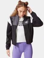 The North Face Giacca a vento Donna Mountain Athletics Nera